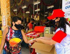 Governo do RN distribuirá mais 300 mil máscaras até o natal