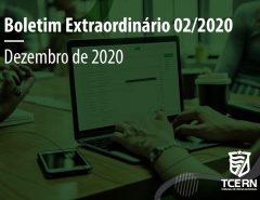 Novo boletim atualiza projeção do TCE acerca dos impactos da pandemia nas finanças do Estado