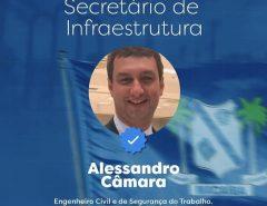Secretário de Infraestrutura de Macaíba é anunciado