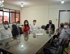 Prefeitura de Macaíba recebe visita de escritório internacional