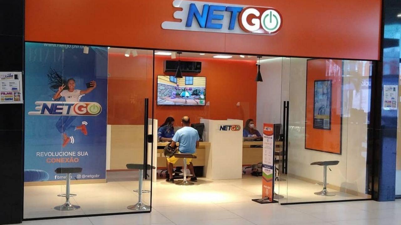Loja da NetGo dentro do Favoritos Supermercados em Macaíba