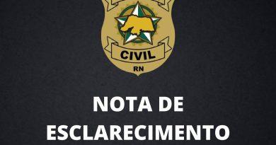 Concurso da Polícia Civil é adiado devido à pandemia