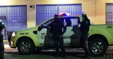 Primeiro fim de semana com toque de recolher tem duas pessoas detidas por desobediência no RN
