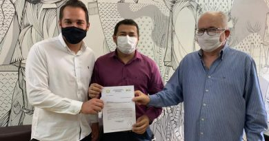 Kleber Rodrigues anuncia solução para recuperar a estrada que liga Comum a Lagoa do Mato, em Monte Alegre