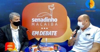 [VÍDEO] Confira a entrevista com o diretor da UPA de Macaíba
