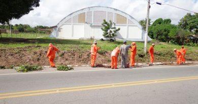 Empresa Limpe Já é a nova responsável pela limpeza urbana de Macaíba