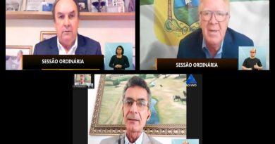 Lideranças debatem sobre Piso Nacional dos Enfermeiros, Educação e agricultura