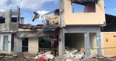 Morre homem atingido por explosão na Zona Leste de Natal