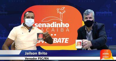 [VÍDEO] Confira a entrevista com o vereador Jailson Brito