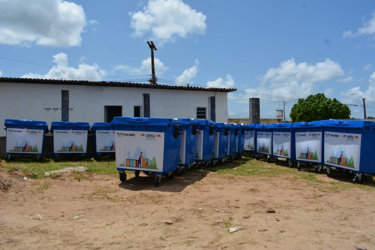 Em live, Prefeito Emídio Jr anuncia coleta mecanizada de lixo doméstico