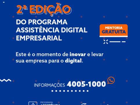 Senac RN lança 2º edição do Programa de Assistência Digital para pequenas e médias empresas