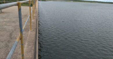 Reservas hídricas encerram o mês de maio com 50,99% da sua capacidade total