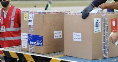 Sesap distribui novas doses das vacinas Coronavac e Oxford