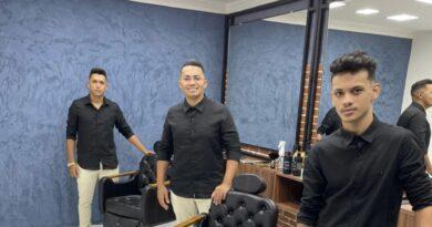 Prosperidade: Barbearia Lança Estilo é reinaugurada com um visual extremamente requintado