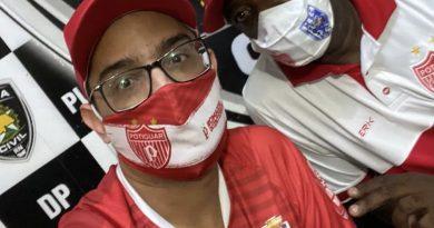 Supervisor do Potiguar de Mossoró é alvo de ofensa racista em jogo contra o ABC