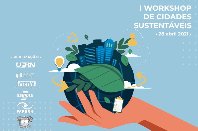 PAX E UFRN disponibilizam e-book com projetos para Cidades Sustentáveis