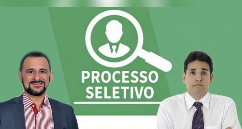 Vereadores Jefferson Stanley e Denilson Gadelha comentam processo seletivo para professores de Macaíba