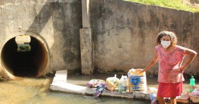 Ajuda humanitária da LBV, assiste Famílias Ribeirinhas de Vila Flor/RN